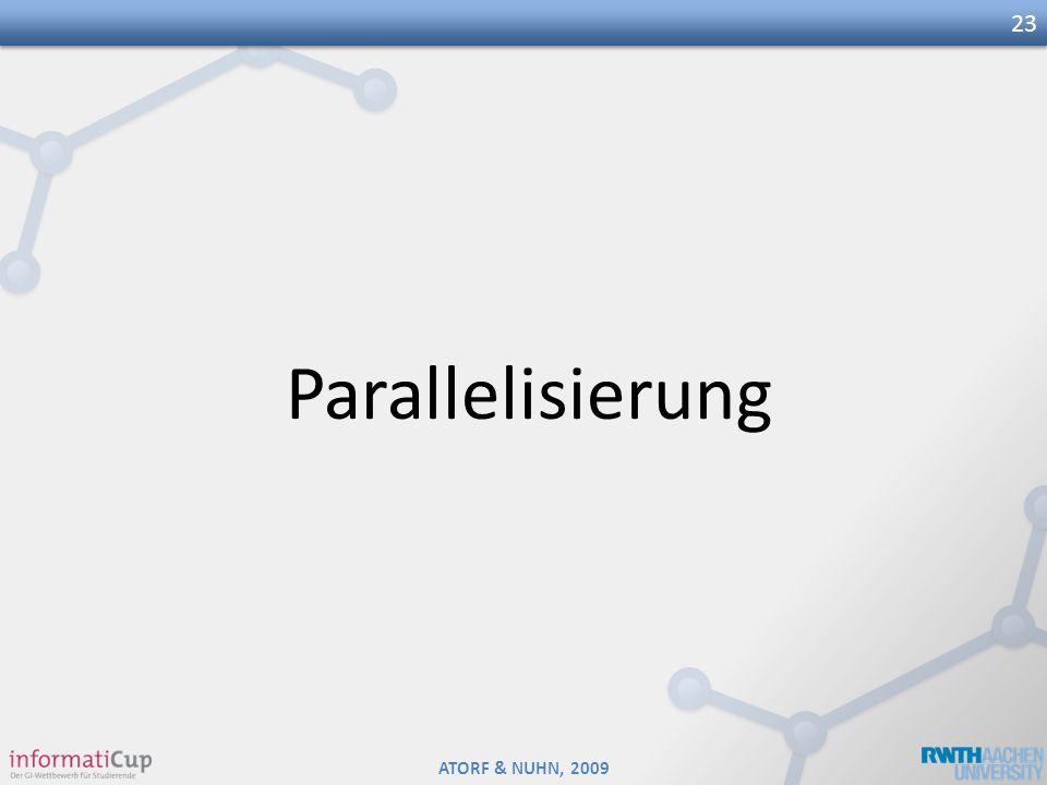 Parallelisierung