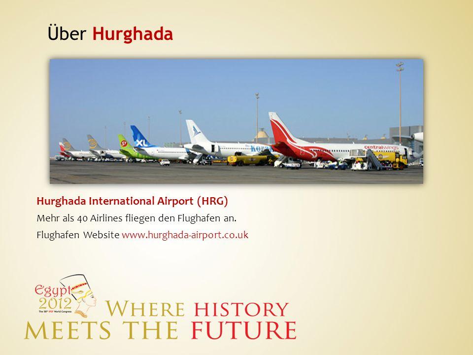 Über Hurghada Hurghada International Airport (HRG)