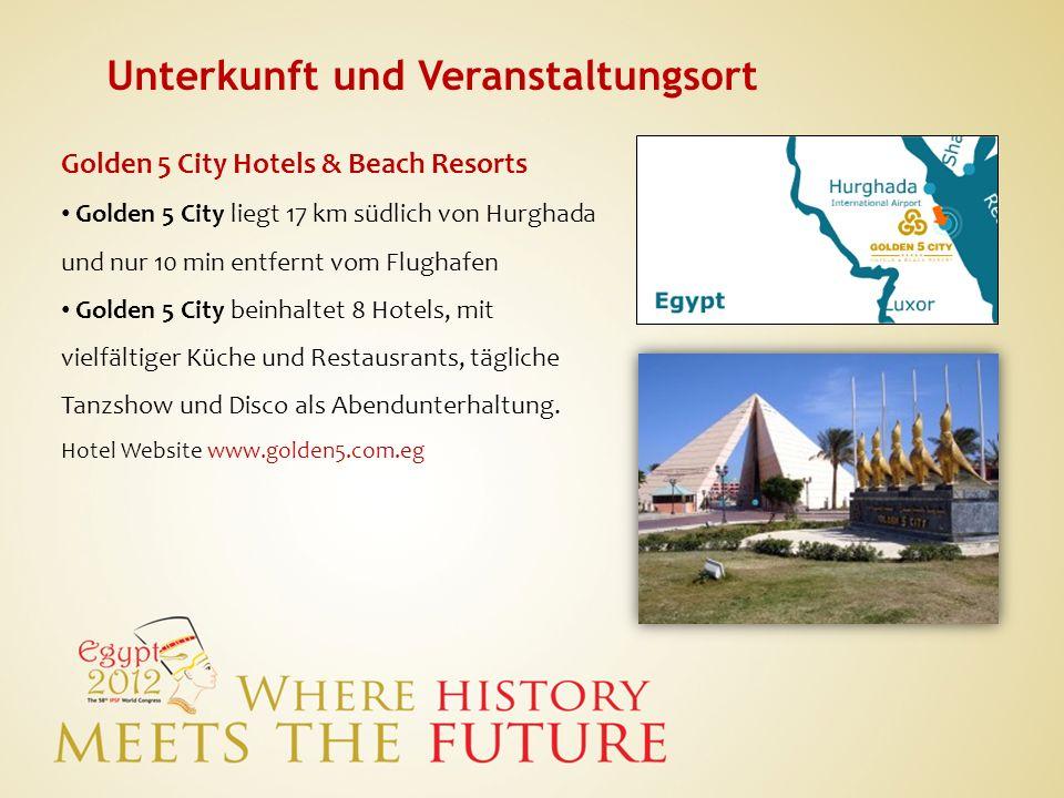 Unterkunft und Veranstaltungsort