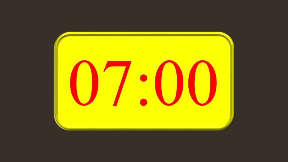 07:00