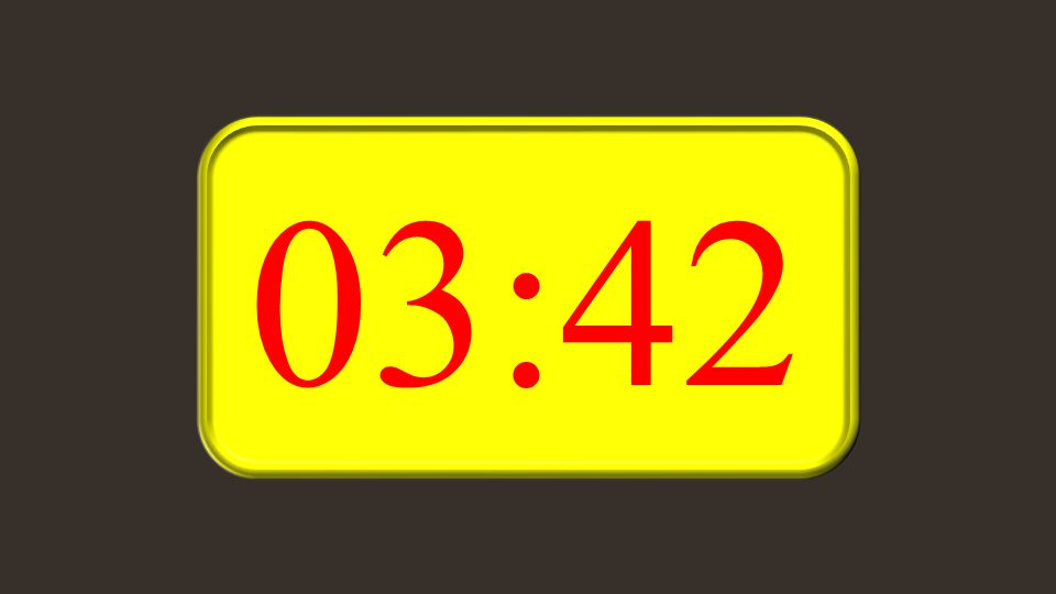 03:42