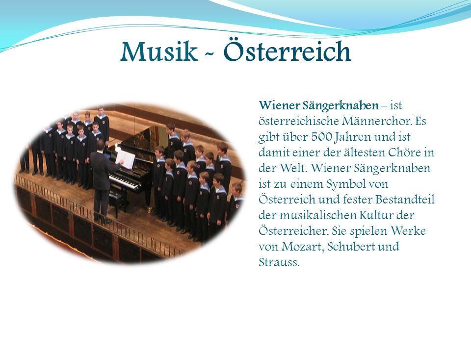 Musik - Österreich
