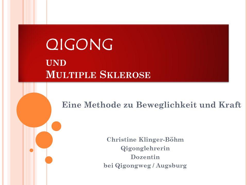 qigong und Multiple Sklerose