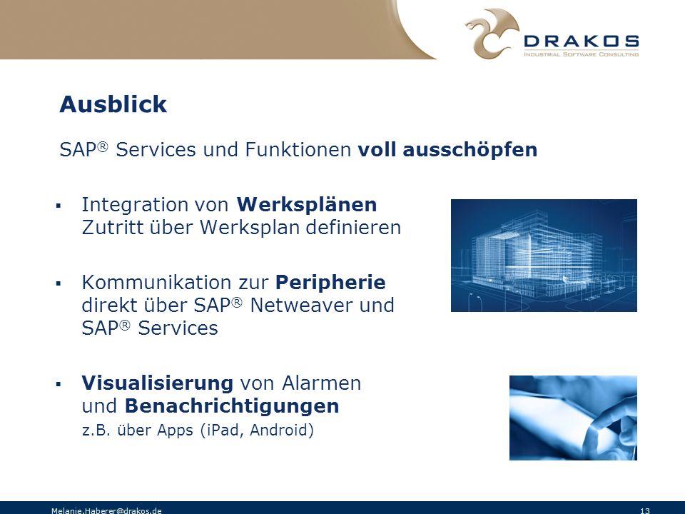 Ausblick SAP® Services und Funktionen voll ausschöpfen