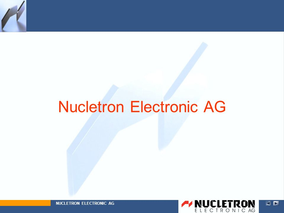 Nucletron Electronic AG
