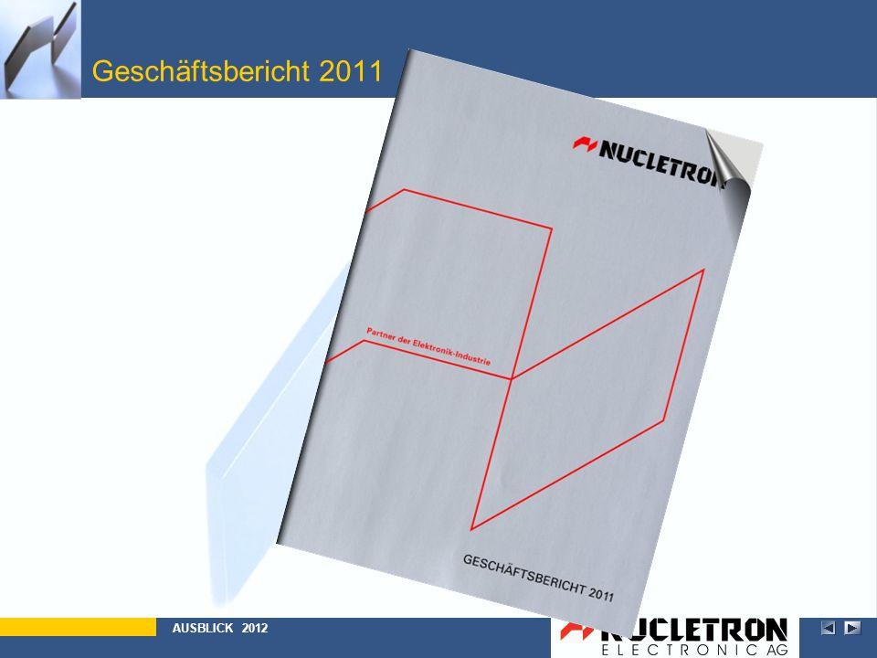 Geschäftsbericht 2011 Abbildung
