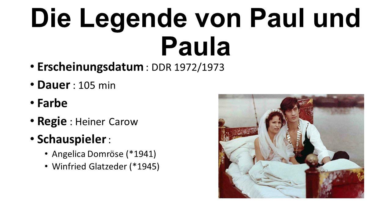 Die Legende von Paul und Paula
