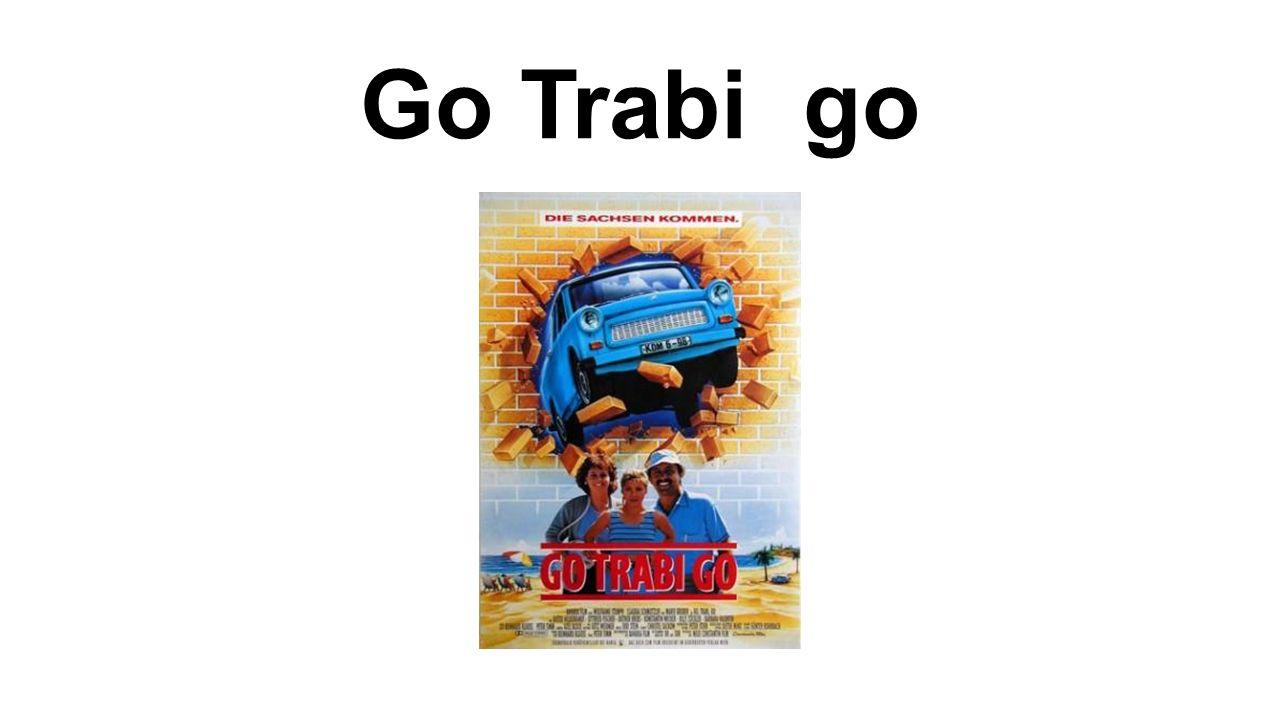 Go Trabi go