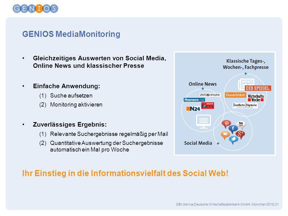 GENIOS MediaMonitoring