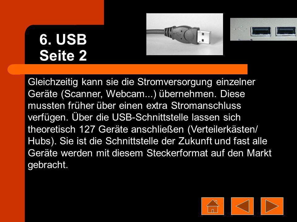 6. USB Seite 2