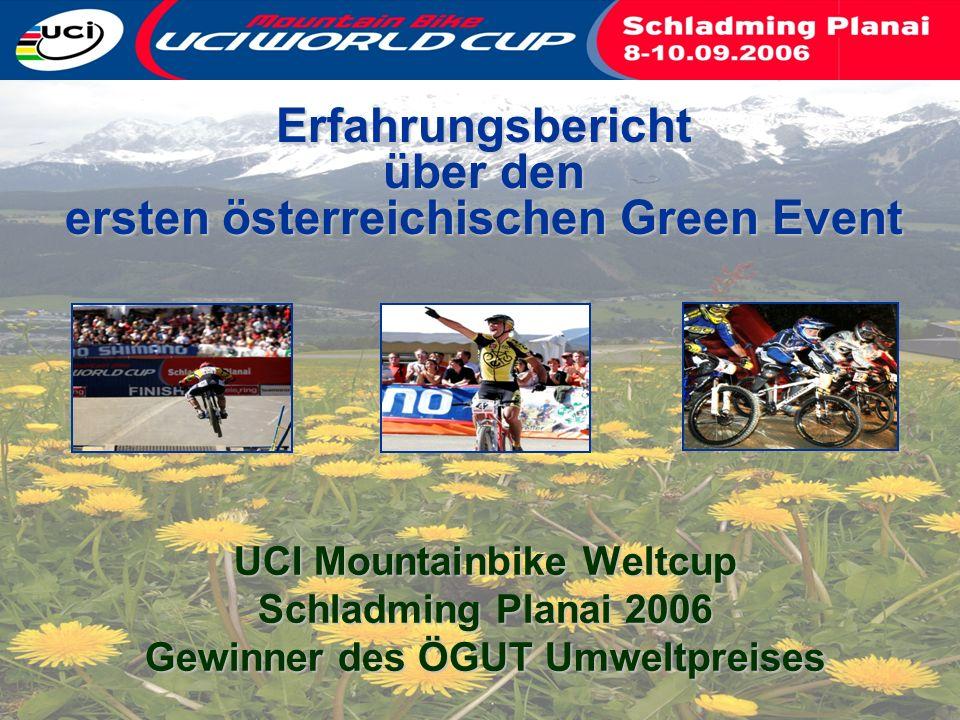 Erfahrungsbericht über den ersten österreichischen Green Event