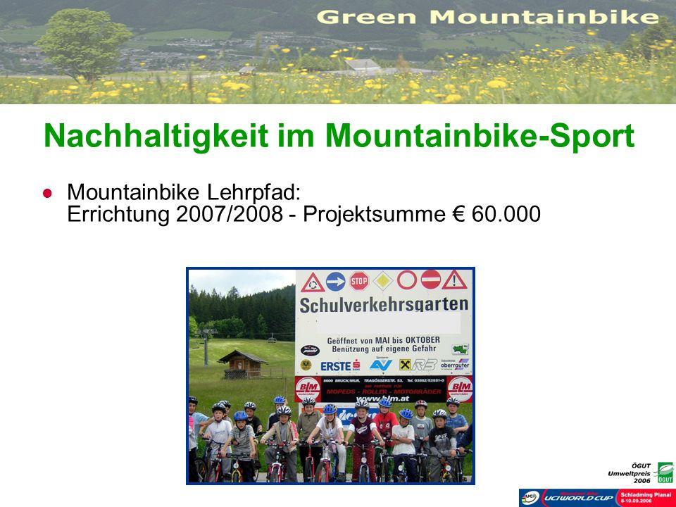Nachhaltigkeit im Mountainbike-Sport