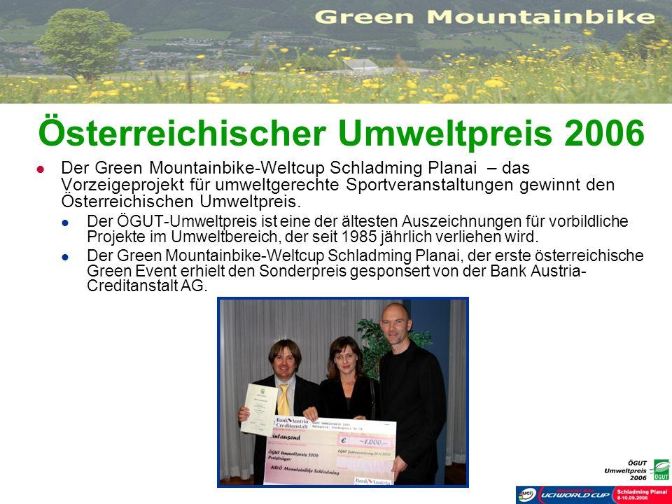 Österreichischer Umweltpreis 2006