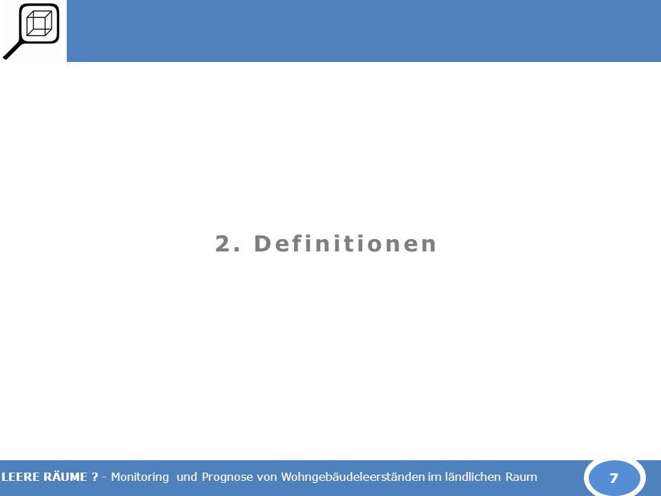 2. Definitionen