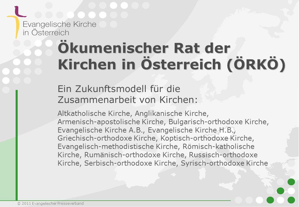 Ökumenischer Rat der Kirchen in Österreich (ÖRKÖ)