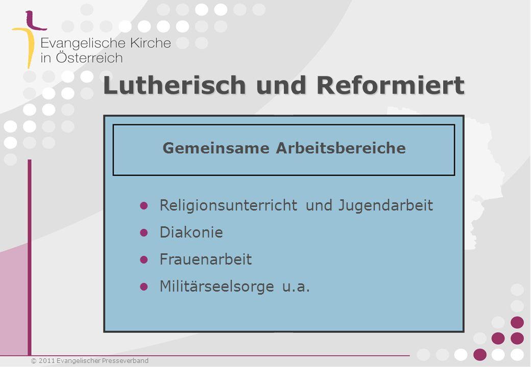 Lutherisch und Reformiert