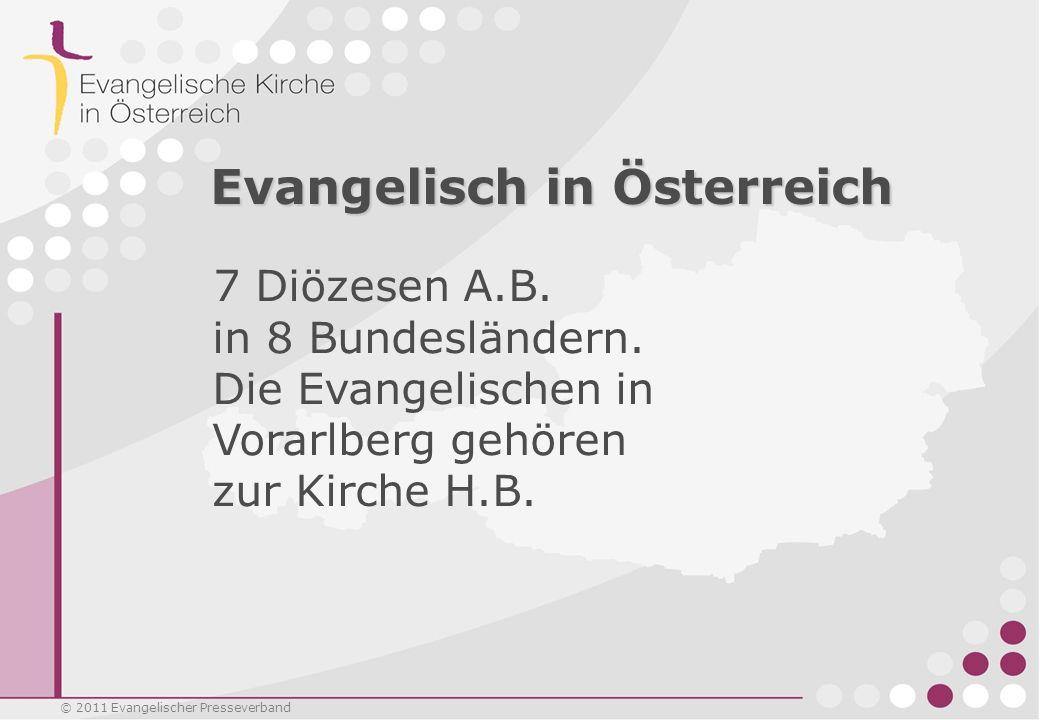 Evangelisch in Österreich