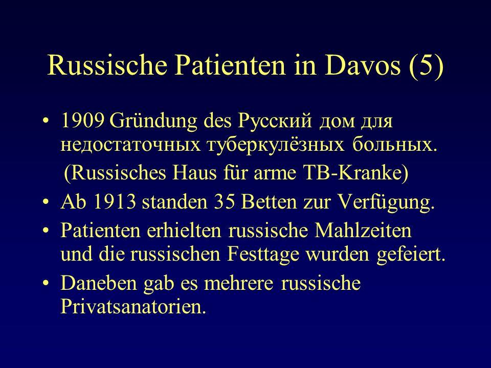 Russische Patienten in Davos (5)