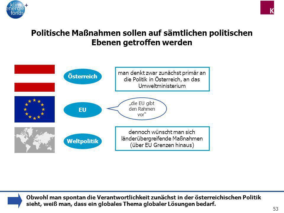 """""""die EU gibt den Rahmen vor"""