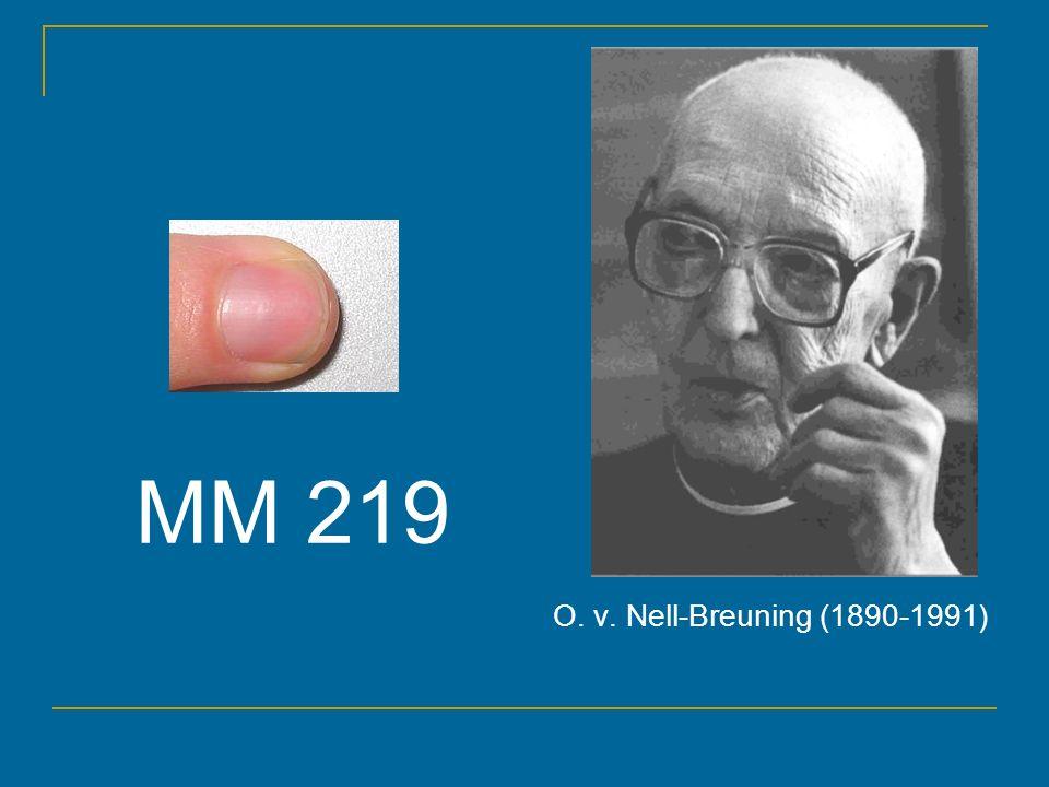 MM 219 O. v. Nell-Breuning (1890-1991)