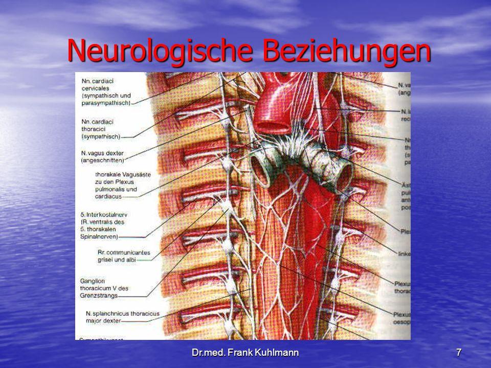 Neurologische Beziehungen