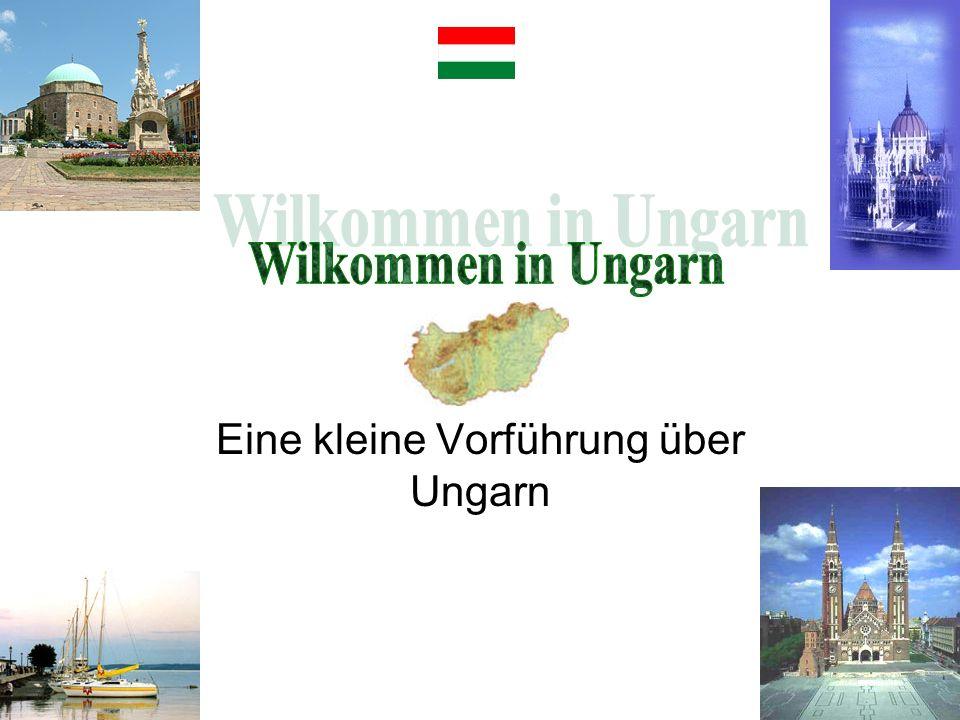 Eine kleine Vorführung über Ungarn