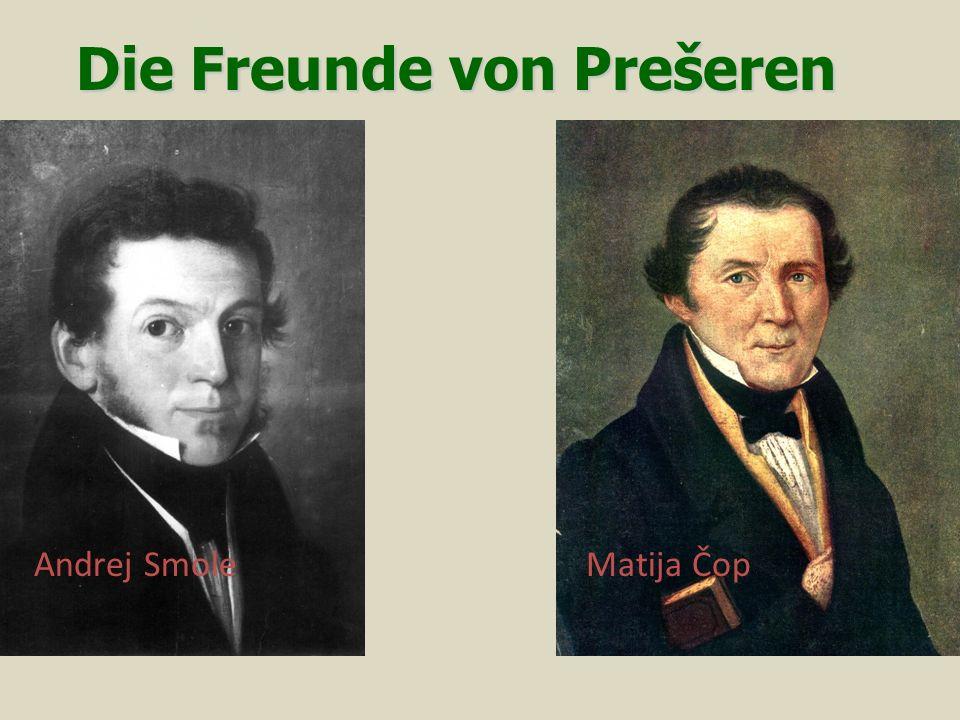 Die Freunde von Prešeren