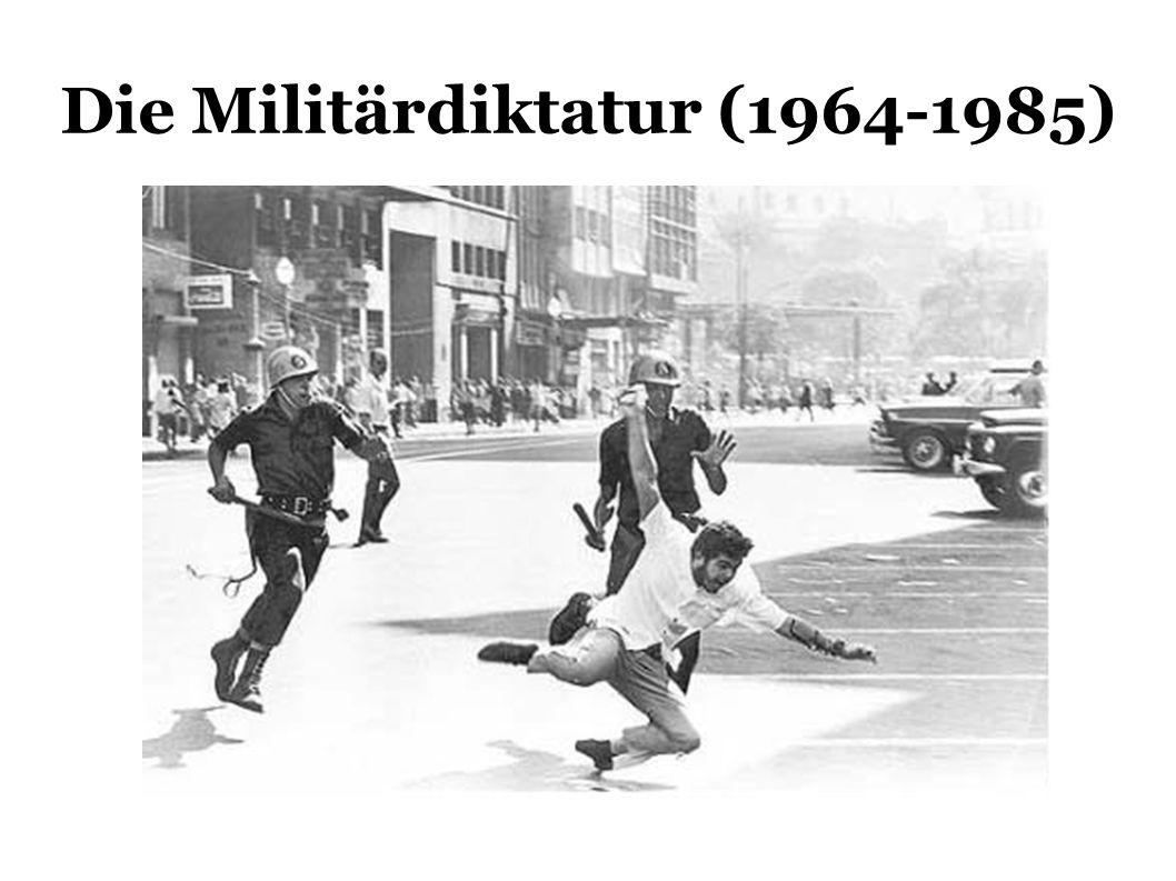 Die Militärdiktatur (1964-1985)
