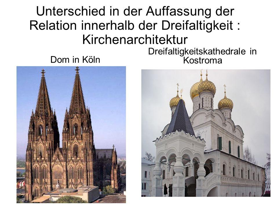 Dreifaltigkeitskathedrale in Kostroma