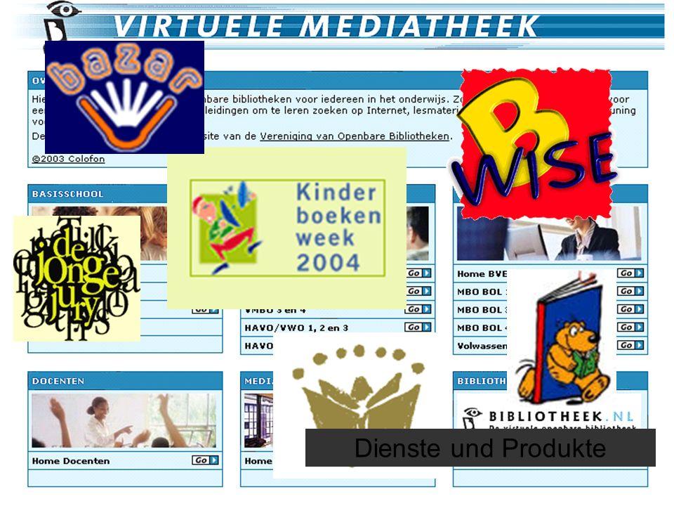 Lesen, Beispiel Niederlanden