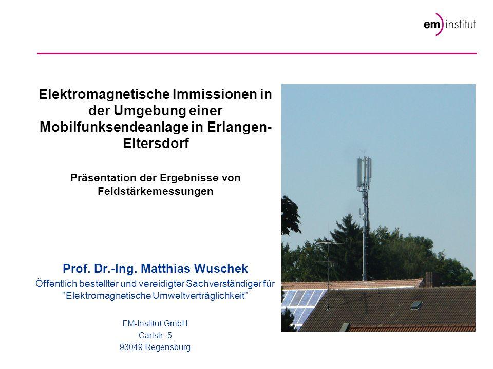 Prof. Dr.-Ing. Matthias Wuschek