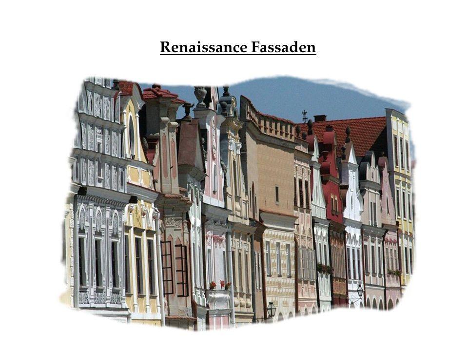 Renaissance Fassaden
