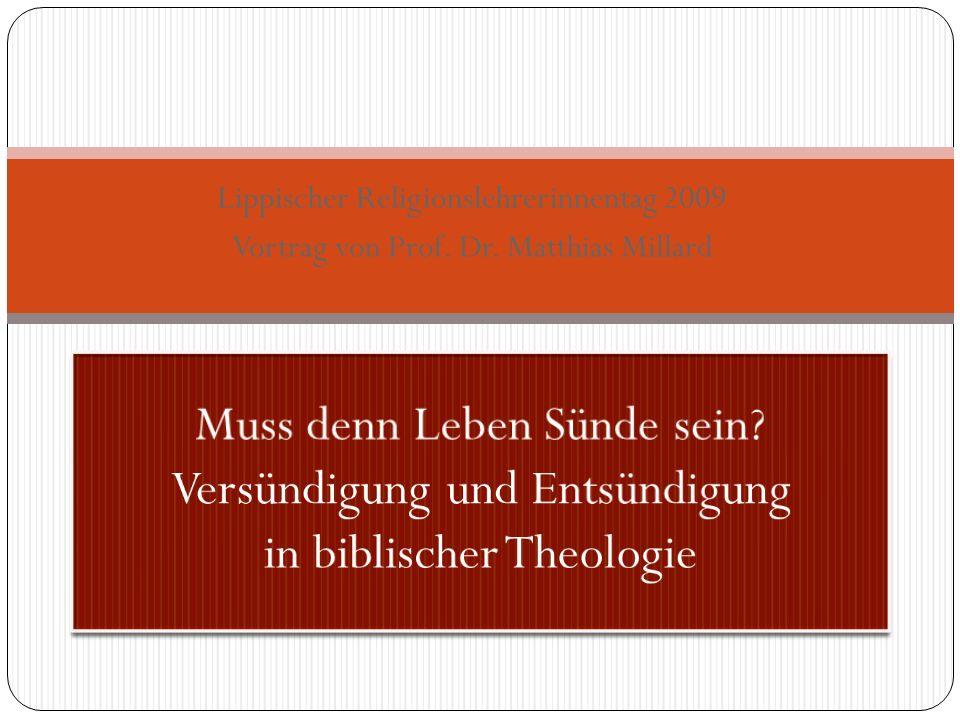 Lippischer Religionslehrerinnentag 2009
