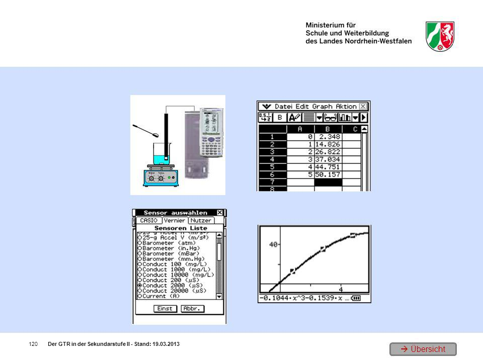2. Auswählen der Sensoren