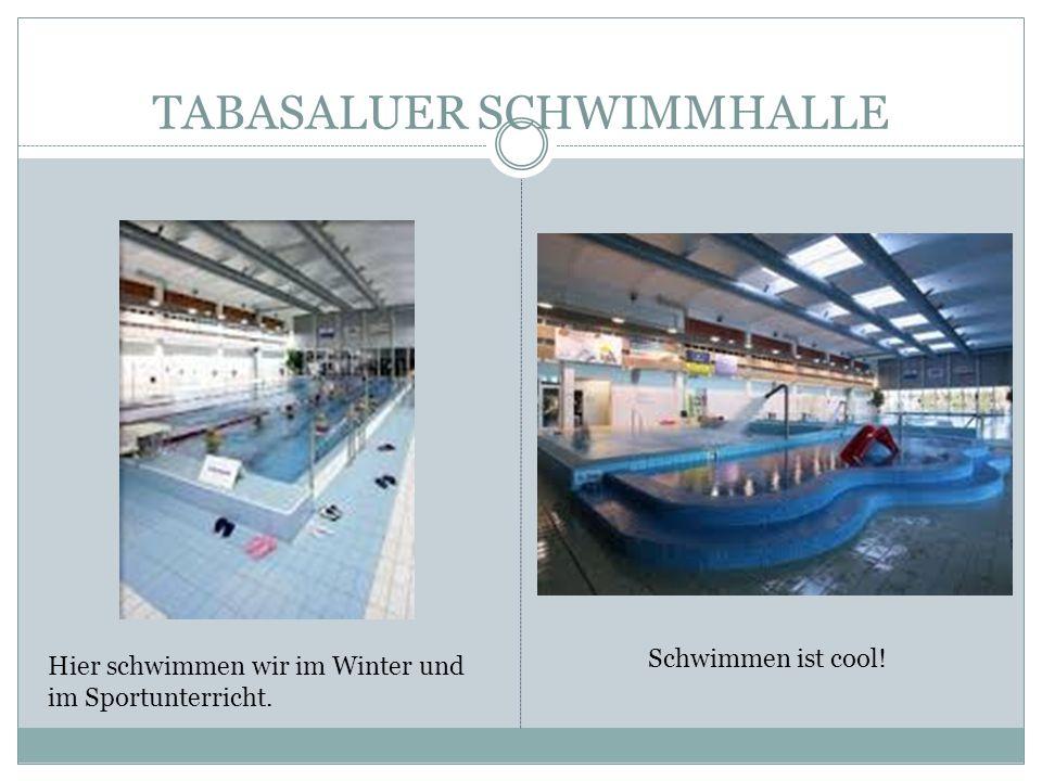 TABASALUER SCHWIMMHALLE