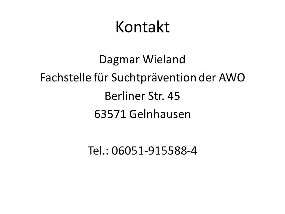 Fachstelle für Suchtprävention der AWO