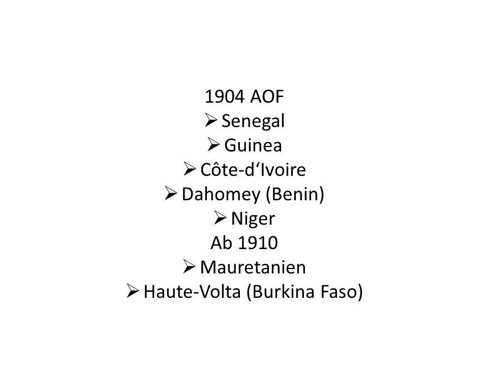 Haute-Volta (Burkina Faso)