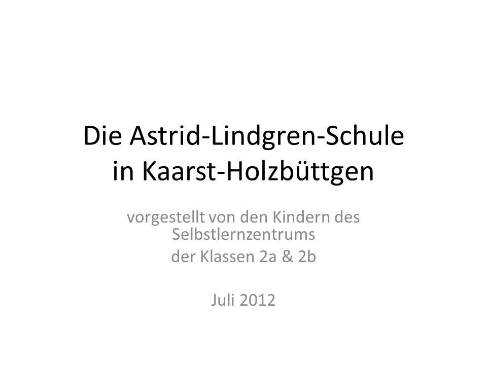 Die Astrid-Lindgren-Schule in Kaarst-Holzbüttgen