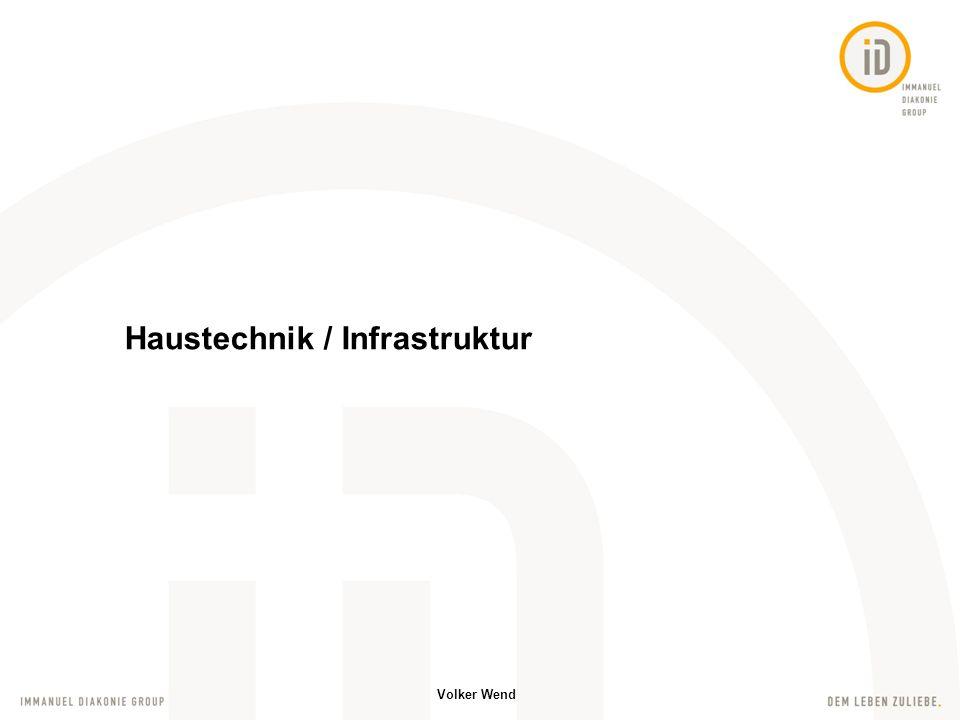 Haustechnik / Infrastruktur
