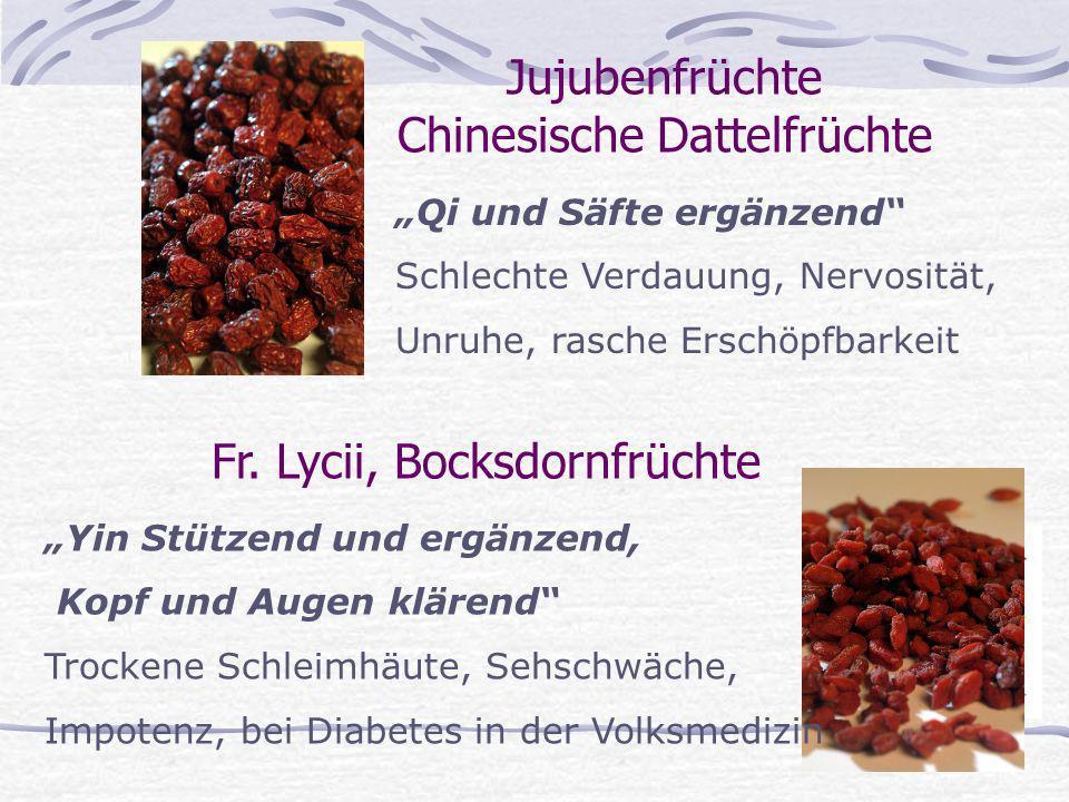 Jujubenfrüchte Chinesische Dattelfrüchte