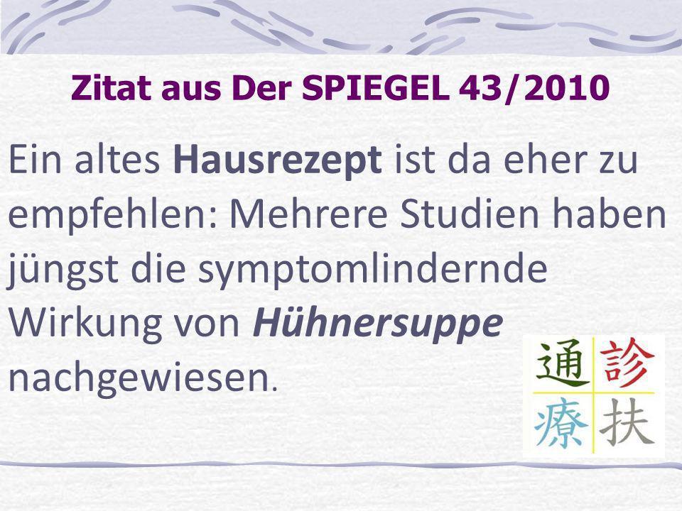 Zitat aus Der SPIEGEL 43/2010