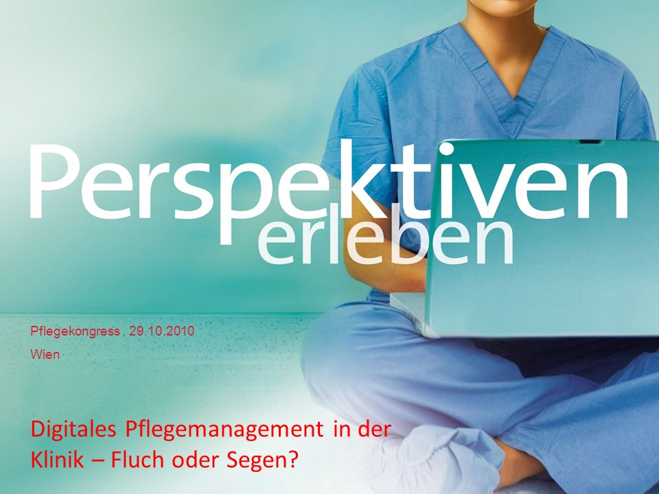 Digitales Pflegemanagement in der Klinik – Fluch oder Segen