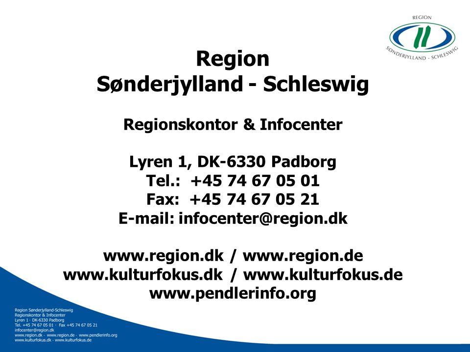 Region Sønderjylland - Schleswig