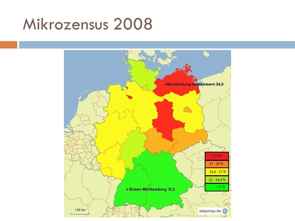 Mikrozensus 2008