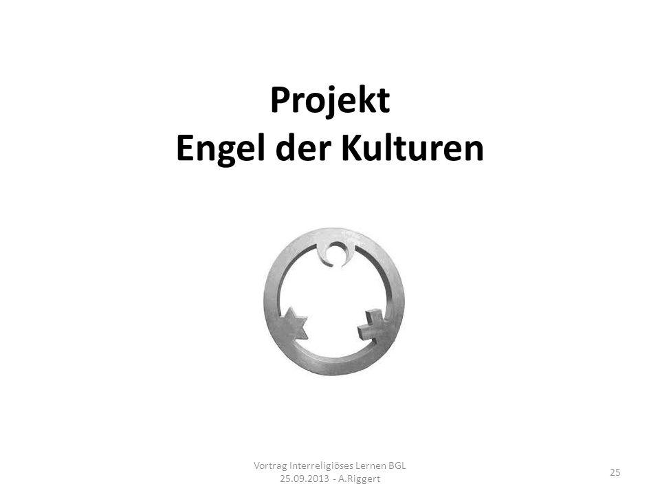 Projekt Engel der Kulturen