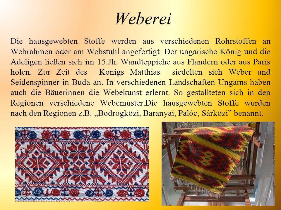 Weberei