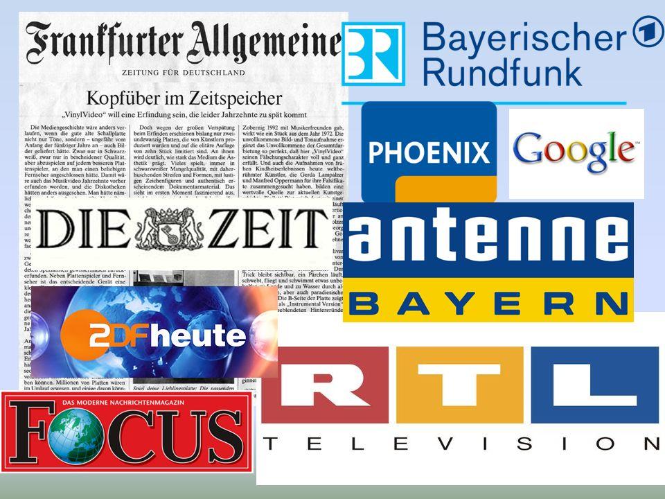 Wochenzeitschrift Fernsehen Radio Internetnachrichten