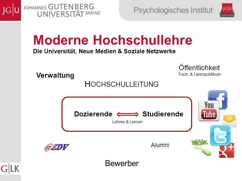 Moderne Hochschullehre