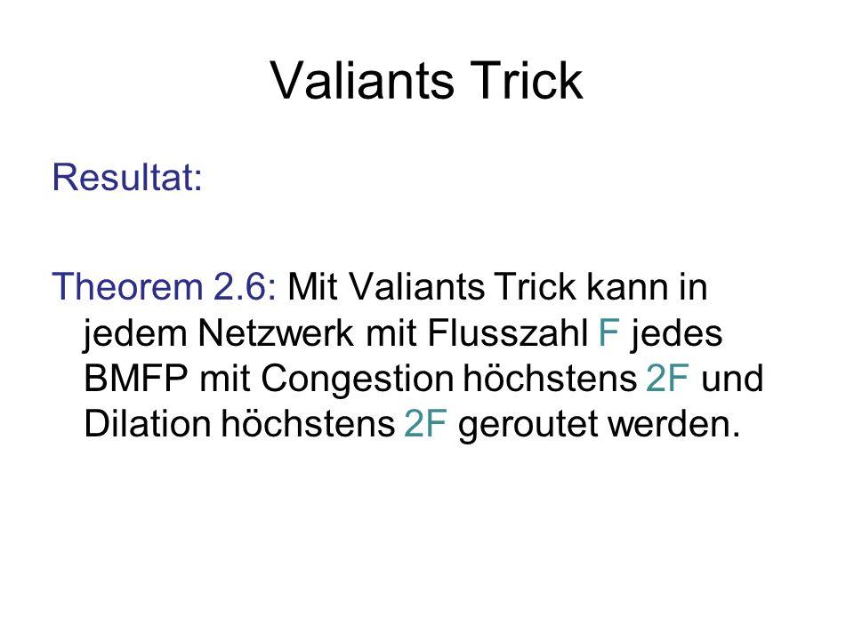 Valiants Trick