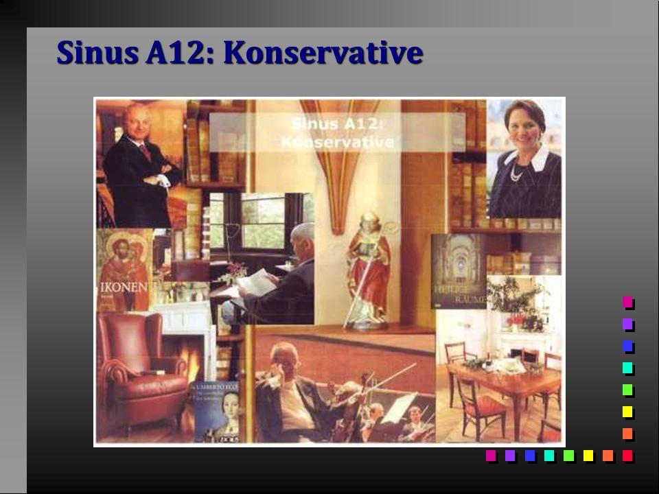 Sinus A12: Konservative